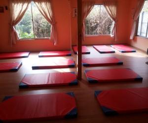 Sala de Yoga